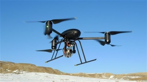 Drones Spying on American Citizens